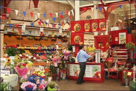 Central Market, St Helier, Jersey